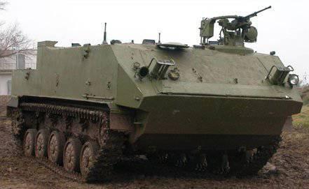 La prima mondiale del promettente BTR-MDM si terrà al Rush Arms Expo-2013 a Nizhny Tagil