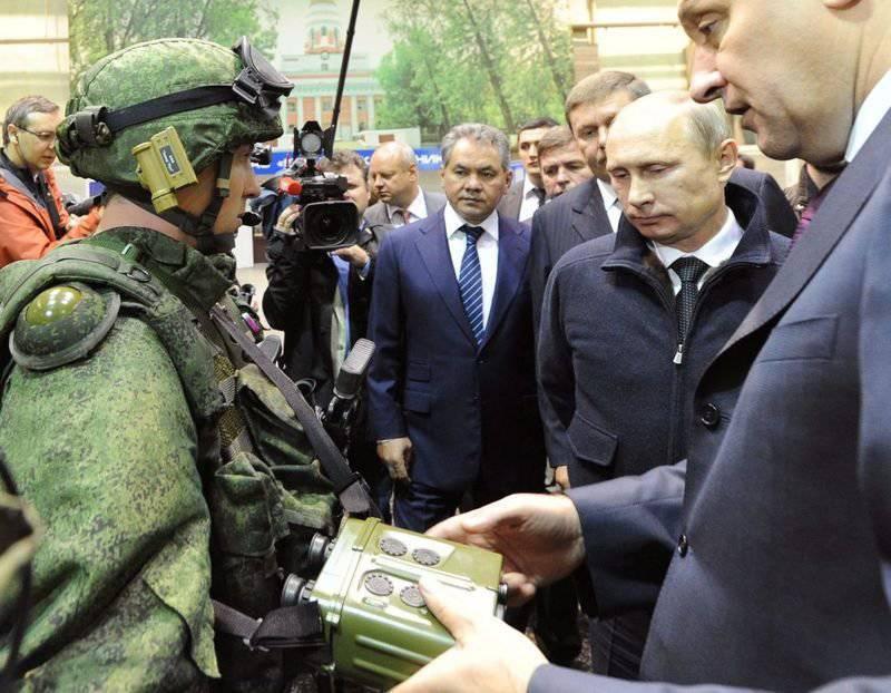 """Preocupação """"Kalashnikov"""" será apresentado em Izhevsk"""