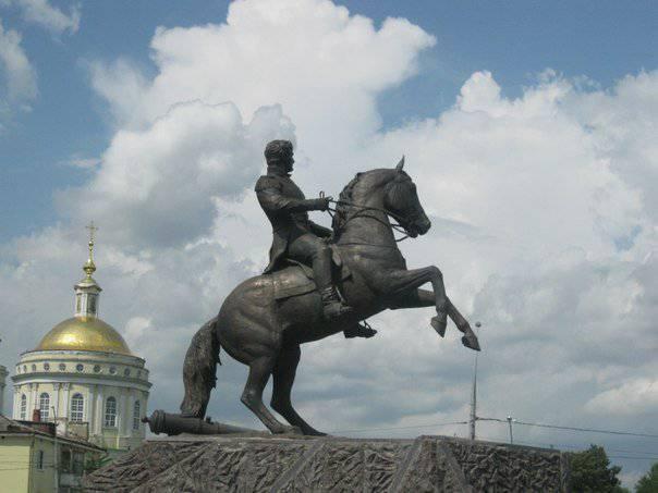Humilde, o Cáucaso: Ermolov está chegando! Parte do 2