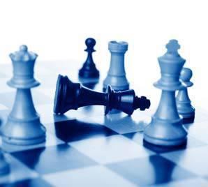 미국의 독점 기업인 러시아가 체스 (아시아 타임즈 온라인, 홍콩)