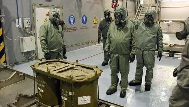 Как утилизируется химическое оружие