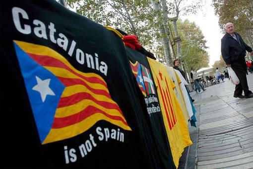 カタルーニャ:独立はなりません