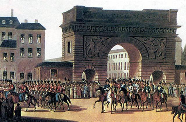 I guerriglieri falliti di Bonaparte