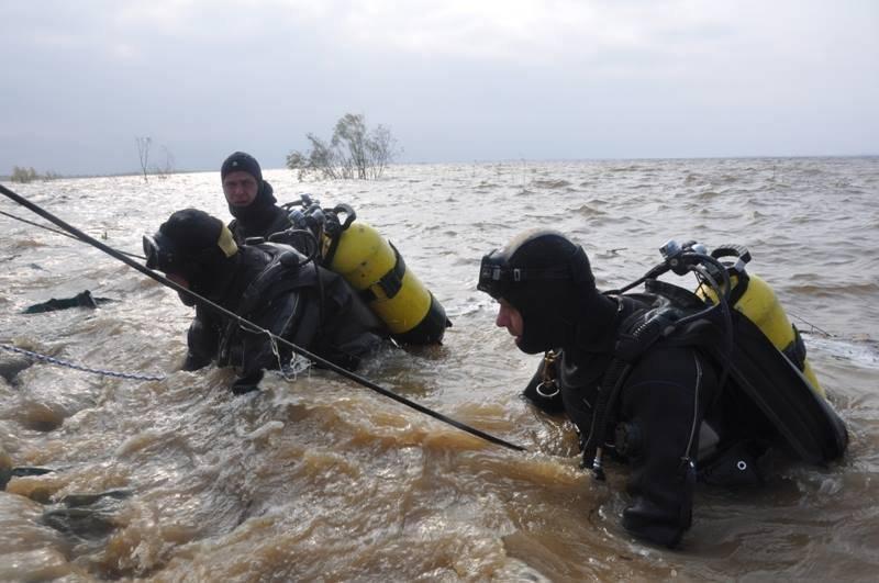 Héroes sin estrellas doradas: salvando a Komsomolsk-on-Amur