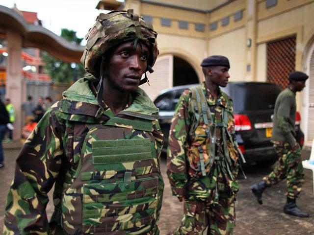 悪夢のような48時間:ケニアの特殊部隊がテロリストを取り囲んだ