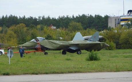 Incertidumbres en el programa T-50 PAKFA