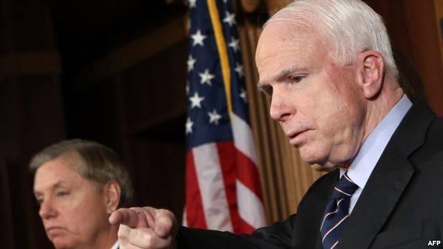 John McCain: Poutine répand des mensonges