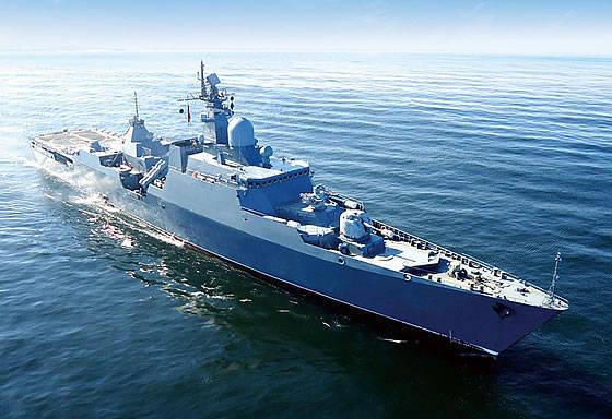 Il Vietnam divenne uno dei maggiori clienti della tecnologia navale russa