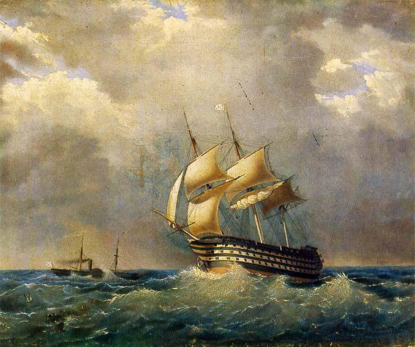 При жизни Айвазовского состоялось более 120 выставок его картин не только в России, но и во многих странах.