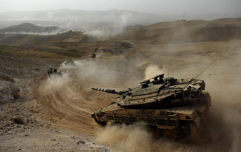 Municiones guiadas de tanques extranjeros