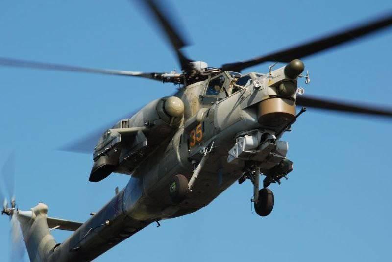 Gli elicotteri russi prevedono di raddoppiare la propria quota di mercato entro l'anno 2020