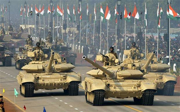 India will spend 150 billions of dollars on weapons