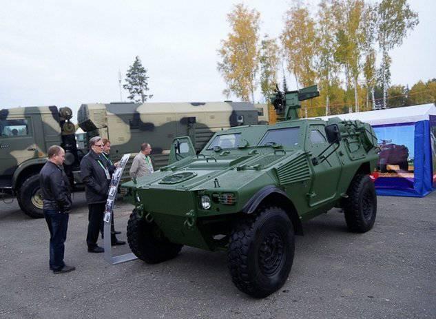 En Naberezhnye Chelny, en 2014, se producirán los primeros vehículos blindados franceses Panhard M-11