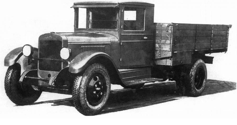 захар иванович или трехтонка грузовой автомобиль зис 5