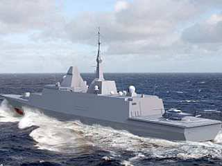 France cannot find buyers for FREMM frigates