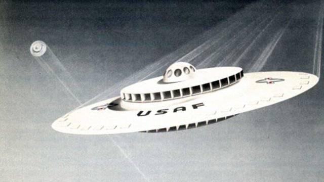 Amerikan UFO