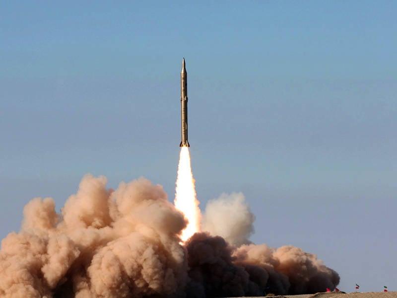 イランのミサイルの可能性