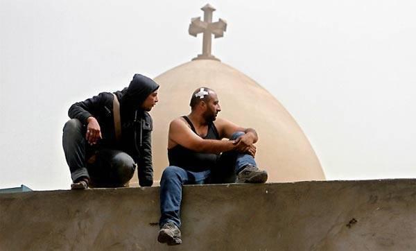 为什么欧洲不为世界各地的基督徒代求