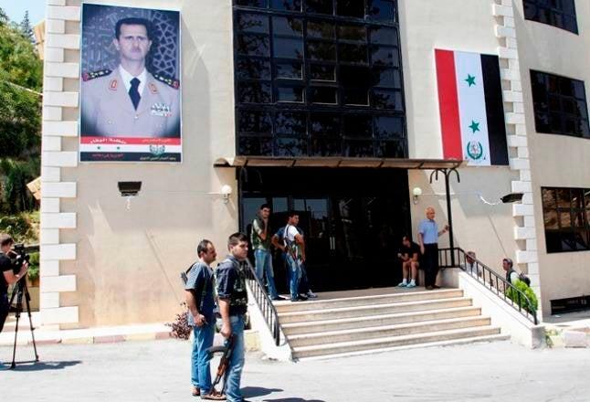 सीरिया सहमत है। दमिश्क संयुक्त राष्ट्र सुरक्षा परिषद के संकल्प आवश्यकताओं का पालन करने की तत्परता की पुष्टि करता है
