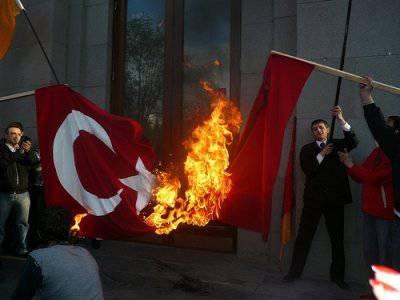Когда падет Турция?