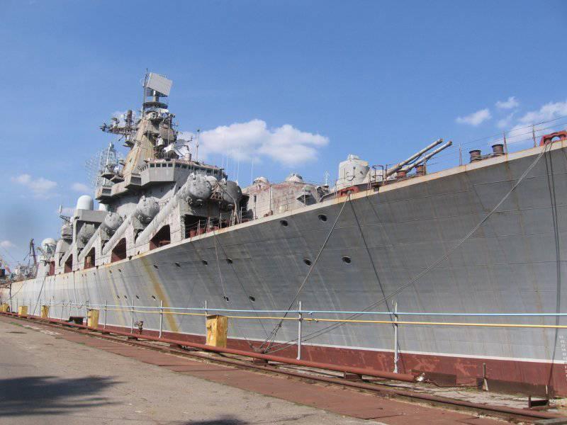Россия купит единственный украинский крейсер?