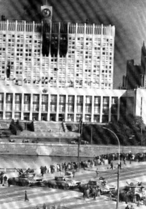 Преступление без срока давности. Зачем Ельцину нужен был расстрел Белого дома?