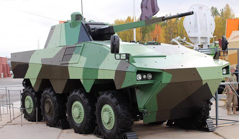 俄罗斯武器博览会-2013:展览和声明