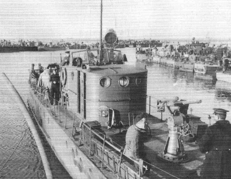 Охотник за подводными лодками вов
