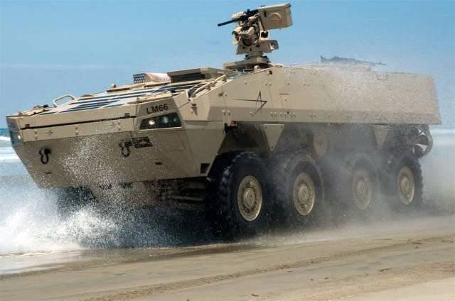 미국 해병대는 새로운 Havoc BTR을 받게 될 것입니다.