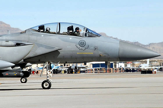 Al Salam Aircraft begins preparations for the modernization of F-15S fighter jets of the Saudi Air Force