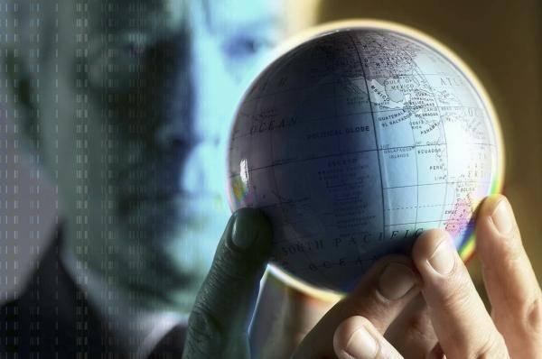 世界支配のしくみ