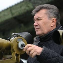 Ukrayna Devlet Başkanı STUGNA-P füzeleri başlattı. Bir tanesi göle düştü