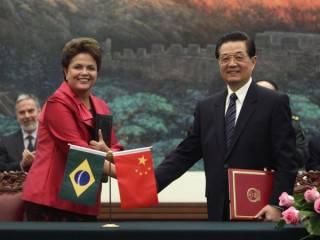 브라질과 중남미를 거쳐 저항 할 수없는 중국 행진