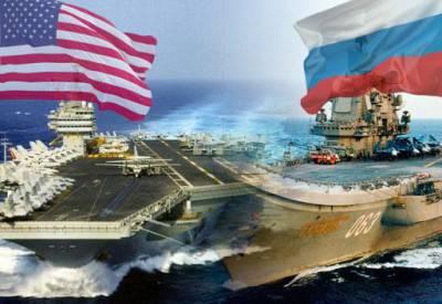 关于美国和俄罗斯军事对抗的真相