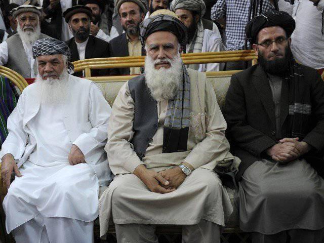 Geopolitisches Mosaik: Bin Ladens Verbündeter wird als Kandidat für die Präsidentschaft Afghanistans registriert, und ein Krisenglas wird kostenlos in amerikanische Staatsangestellte gegossen