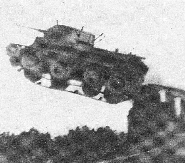And our tanks are fast