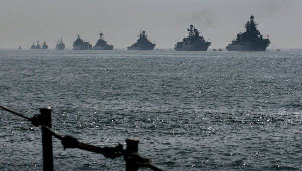 The secret weapon off the coast of Syria. How Russian sailors listen to the US Navy ships