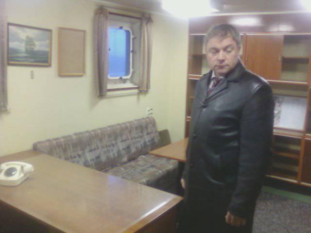 乌克兰的那艘光荣级 设备至今保存完好