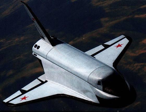 Неизвестный космос. Легкий космический самолет (ЛКС) Челомея