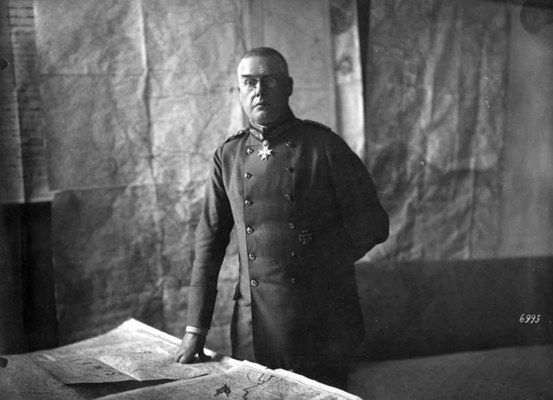 """O fracasso do """"Plano Hoffmann"""" - o precursor do plano """"Barbarossa"""""""