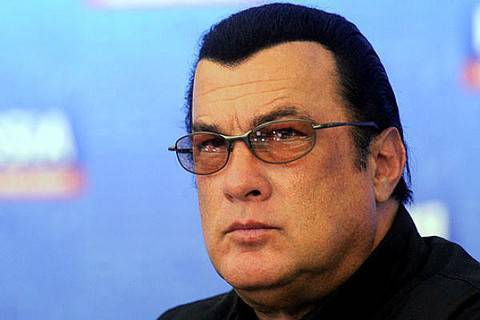 Steven Seagal will advertise Russian weapons
