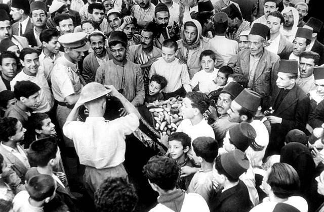 1941 Operazione siriana dell'anno: prima vittoria degli alleati