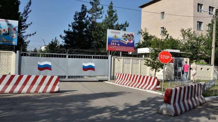 塔吉克斯坦 - 俄罗斯:基地 - 移民 - 也是......