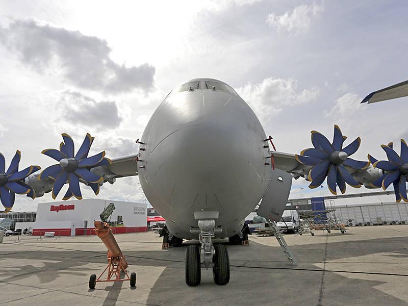 Arabia Saudita está lista para reemplazar a Rusia en la producción de aviones ucranianos