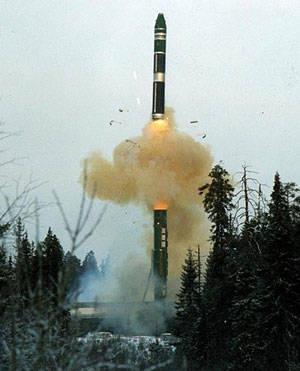 Возврат советских стратегических ракетных поездов