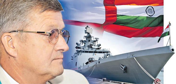 Indien erhöht seine Seemacht
