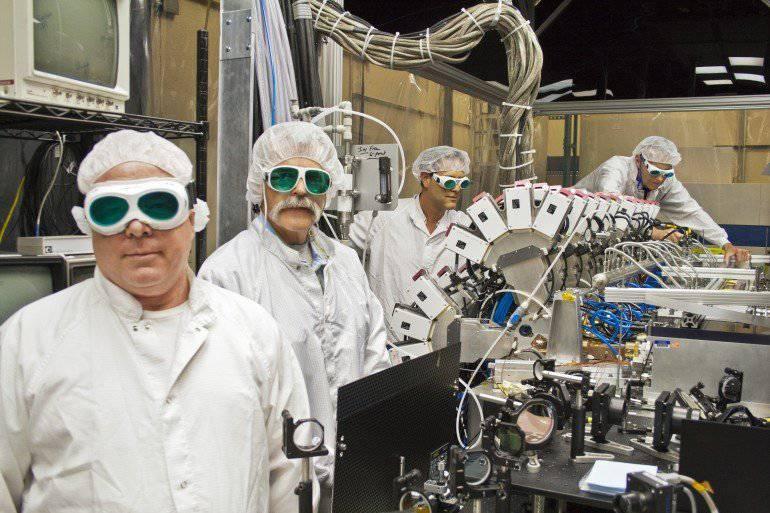O protótipo de laboratório TDL entrega o poder do kW de 30