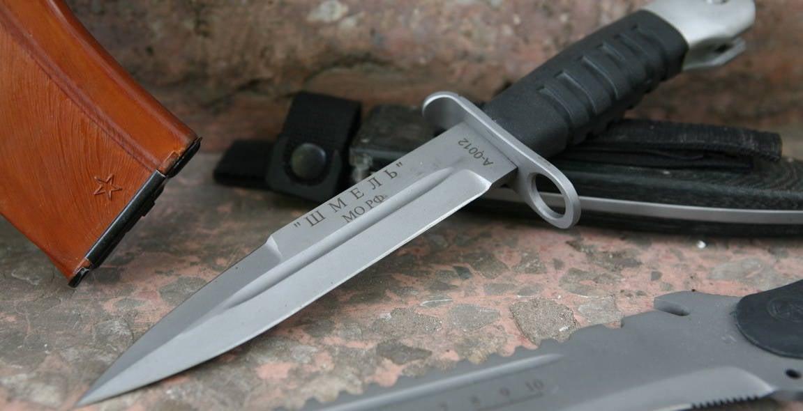 Как купить нож по лицензии