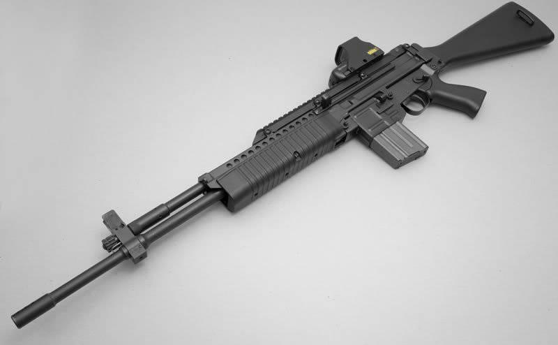 モジュラーライフルロビンソンアームズM96