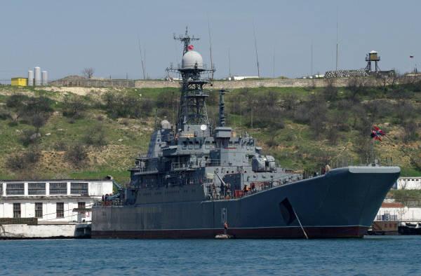 """Le ministère ukrainien des Affaires étrangères a commenté les informations parues dans la presse sur l'armement """"illégal"""" de la flotte de la mer Noire"""